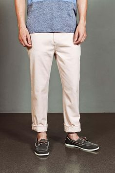 Threads 4 Thought Clean Front Washed Chino Pant