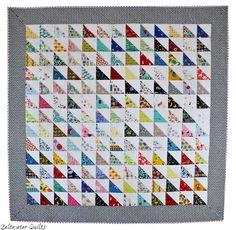 Saltwater Quilts: I Spy Quilt
