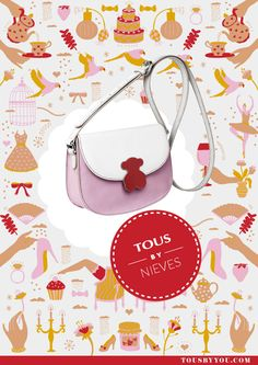 Get inspired and customize your bag the way you love it ! @Tous DC,