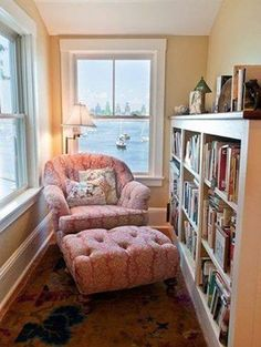 nook with a view