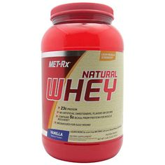 Met-Rx Natural Whey! Discount Met-Rx Supplements! Natural Protein!