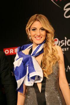 eurovision 2015 edurne puesto