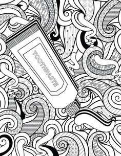 Adult Coloring for Kids at Heart + PRINTABLE PAGES!