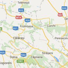 Chisinau Nisporeni - Distanta Chisinau Nisporeni - Traseu Chisinau Nisporeni