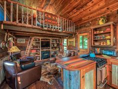 Look Inside This Tiny Texas Lake Home - Tiny Houses for Sale - Country Living