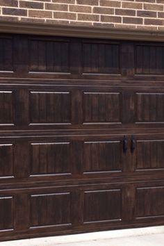 Paint Garage Door To Look Like Wood on garage floor coating options, garage door painted like wood, log homes garage doors wood, garage door faux wood paint on metal, garage door trim, garage with entry door, garage door stain diy, garage door spray-paint,