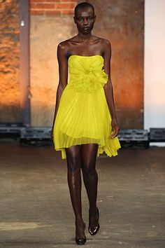 Christian Siriano Spring/Summer 2012 Collection!