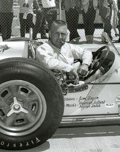 1958 Jimmy Bryan Indy 500 Race Winner