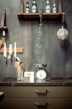 Eginstill kitchen   Ibiza Interiors - Architect - Designer - Furniture