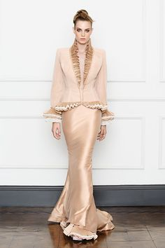 Dilek Hanif Haute Couture Fall/Winter 2015 2016 Collection @Maysociety