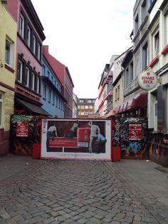 St. Pauli, Hamburg, Red Light District, Germany