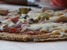 LCHF Pizza