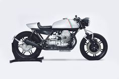A round barrel Moto Guzzi, is there a finer looking motorcycle engine. I struggle to think of one. There's something about... »
