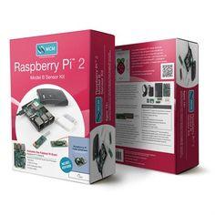 Raspberry Pi™ 2 Model B Sensor Kit at MCM Electronics