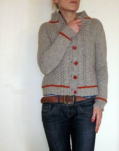 f956b18a29fc3a monte rosa cardi by Isabell Kraemer Knitting Projects