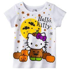 #hellokitty #toddler #halloween tee available at #target