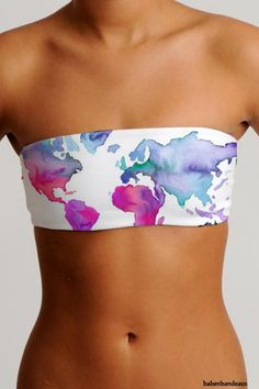 Map bandeau