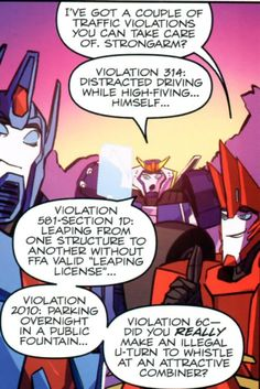 If Sideswipe was a Gem, he would be like every SU fan about Fusions.