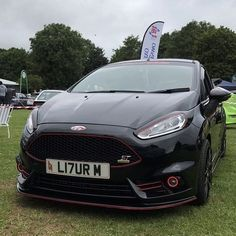 We didn't make it today to RS Combe due to a busy schedule but the RS Direct supplied cars were out in force including Laura's Fiesta ST