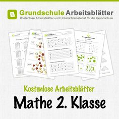 43 best Mathe Arbeitsblätter images on Pinterest in 2018 ...