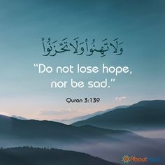 Allah is with you. Beautiful Quran Quotes, Quran Quotes Inspirational, Quran Quotes Love, Arabic Quotes, Hadith Quotes, Allah Quotes, Muslim Quotes, Religious Quotes, Gods Love Quotes