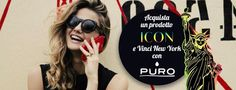 Accessori fashion per il vostro smartphone? Con la coloratissima collezione ICON di PURO puoi anche vincere un viaggio a NY http://9nl.de/99S499S #iconyourlife - http://ift.tt/1HQJd81
