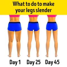 What to do to make your legs slender . How to Slim Down Legs & Get Skinny Legs & Thighs. Are you wondering how to get skinny legs? Over the past few years, I have met with hundreds of girls who all face the same problem. They all want to look elegant, fem Fitness Workouts, Fitness Motivation, Easy Workouts, At Home Workouts, Gym Fitness, Skinny Leg Workouts, Inner Leg Workouts, Inner Thight Workout, Rogue Fitness