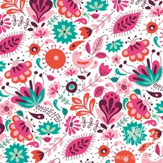 Uppercase Magazine- Surface Pattern Design Guide | Muffin Grayson