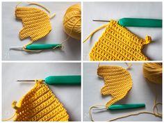Käsintehtyä ja kaunista: Virkatun norsun kuvallinen virkkausohje Baby Patterns, Crochet Patterns, Crochet Bikini, Knit Crochet, Crochet Elephant, Baby Rattle, Sewing Projects For Beginners, Softies, Baby Love