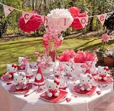 hello kitty party - Google Search
