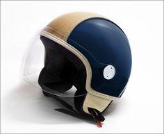brown vespa helmet - Google Search
