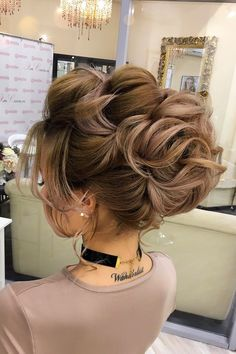 No matter what your hair type is – curly or straight or frizzy, you can style it into an updo. Try these beautiful and quick hair updos with a clip and wat Wedding Hair And Makeup, Wedding Updo, Bridal Updo, Elegant Wedding, Wedding Ceremony, Up Hairstyles, Wedding Hairstyles, Updos Hairstyle, Hairstyle Ideas