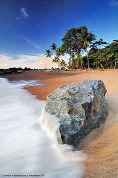 Playa Danta, Costa Rica by Javier Fernandez Trapero