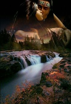 A sweet embrace of a young couple. Native American Proverb, Native American Cherokee, Native American Warrior, Native American Girls, Native American Paintings, Native American Pictures, Native American Wisdom, Native American Beauty, Native American Tribes
