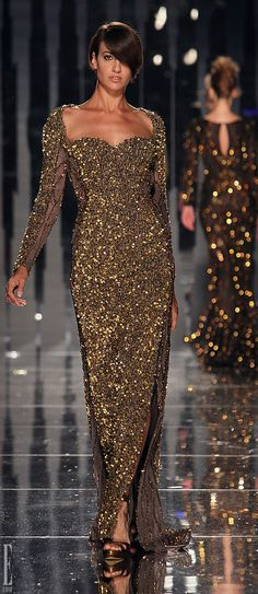Abed Mahfouz Couture 2011/12