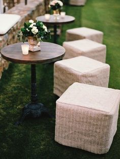 This al fresco Scottsdale wedding is everything we think of when we think of a romantic, elegant affair. Photos by Erich McVey Photography. Wedding Lounge, Wedding Chairs, Mod Wedding, Bali Wedding, Party Wedding, Garden Wedding, Wedding Decor, Lounge Party, Wedding Ideas