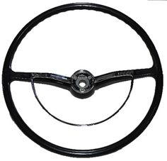 Steering Wheel No Horn Button,New~!,Black,Bug,Ghia,T-3  Item Number: 113415651ABKIT-EC Price: $144.99 This will fit Bug's from ' 63 - ' 71, Ghia's from ' 64 - ' 71 and Type 3 's from ' 66- 71. #aircooled #combi #1600cc #bug #kombilovers #kombi #vwbug #westfalia #VW #vwlove #vwporn #vwflat4 #vwtype2 #VWCAMPER #vwengine #vwlovers #volkswagen #type1 #type3 #slammed #safariwindow #bus #porsche #vwbug #type2 #23window #wheels #custom #vw #EISPARTS