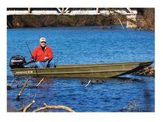 2013 Tracker Boats Topper 1436 Riveted Jon