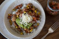DIY Chipotle Burrito Bowl | What's Gaby Cooking