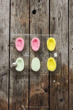 Kanela y Limón: Huevos de pascua de azúcar