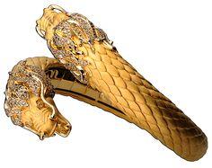 Ferocious Animal Alternative Engagement Rings