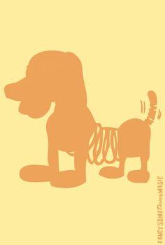 Slinky Dog, Toy Story