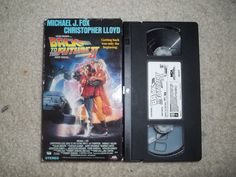 I need to find one of these. A VHS collection isn't complete when you only have the first and third Back to the Future movies