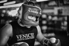 UFC women's bantamweight champion Ronda Rousey UFC 193 training camp week 3 (Photos by Hans Gutknecht/Los Angeles Daily News)