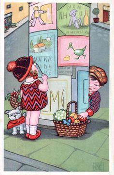 illustr.quenalbertini: Margret Boriss