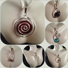 Necklaces by Mikki'sJewelryCreations