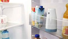 Your fridge could have a camera inside to make grocery shopping a breeze. | 19 Genius Improvements To Everyday Products