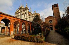 San Celso, Milano, Lombardia Italy