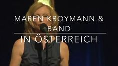 """Maren Kroymann """"In my Sixties"""" - Österreich Tour März 2016"""