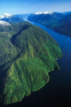 Inside Passage, West Coast of British Columbia, Canada | by BCVacation